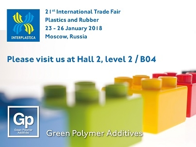 Emery Oleochemicals Green Polymer Additives Business to Present Natural-Based Additives at Interplastica 2018 in Moscow, Russia