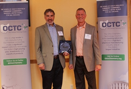 Emery Oleochemicals Receives 2017 Award for Excellence in Environmental, Health, Safety & Security Performance from Ohio Chemistry Technology Council