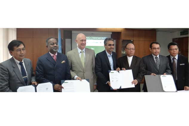 Emery Oleochemicals partners UN to support local farming community through Integrated Sustainable Agriculture Programme (iSAP), Malaysia