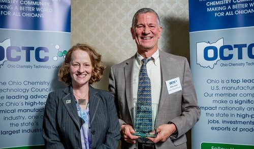 Emery Oleochemicals' Cincinnati Plant Receives 2019 Award for Excellence in Environmental Performance from Ohio Chemistry Technology Council