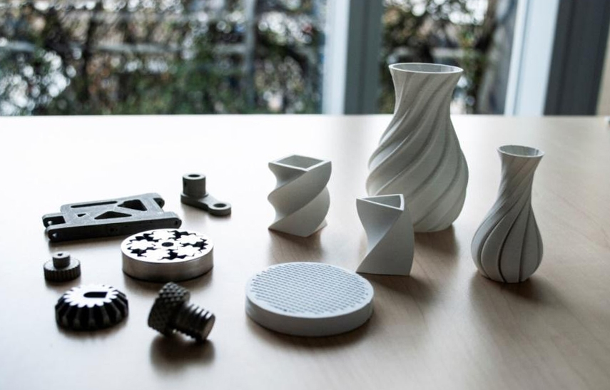 Green Polymer Additives Binder System Solution for 3D Printing of Metals and Ceramics