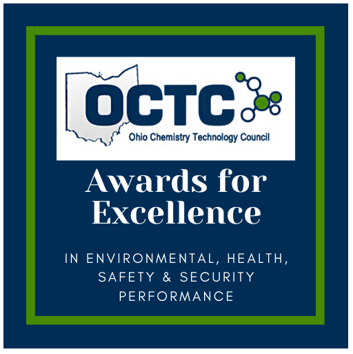 Emery Oleochemicals' Cincinnati Plant Earns Highest Honor for Excellence in Environmental, Health, Safety & Security Performance