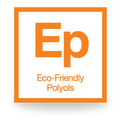 The Eco-Friendly Polyols logo for Emery Oleochemicals