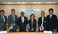 University of the Thai Chamber of Commerce (UTCC) and Global Compact Network Malaysia signed the Memorandum of Understanding